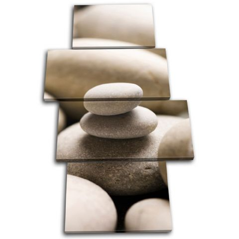 Stones Pebbles Bathroom - 13-1205(00B)-MP04-PO